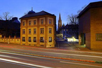 Schloßbergring Freiburg van Patrick Lohmüller