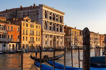 Venise - Canal Grande sur Dennis Eckert