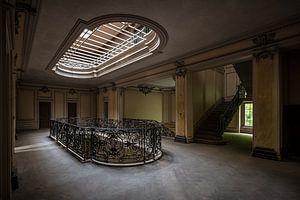 Verlaten Chateau van Maikel Brands