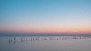 Zonsondergang aan de Oosterschelde sur B-Pure Photography