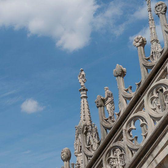 Dom van Milaan, detail van arjan doornbos