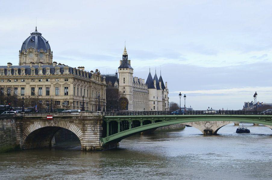 Betoverende Seine van angela de baat