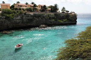 Baai in Curaçao von Nats Otten