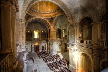 kerk in italie urbex sur