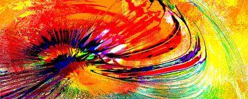 Extreem kleurenspel van Matthias Rehme