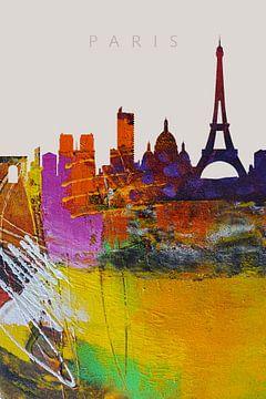 Paris en quelques mots sur Harry Hadders