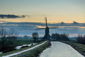 Windmolen de Bachtenaar van Stephan Neven