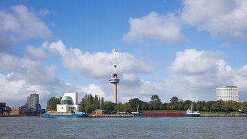 Skyline Rotterdam von Rick Van der Poorten