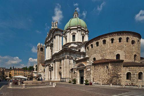 Brescia, Italien von