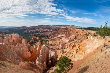 Bryce Canyon National Park, photo panoramique. sur Gert Hilbink