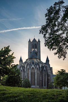 Sint-Niklaas-Kirche, Gent von Daan Duvillier