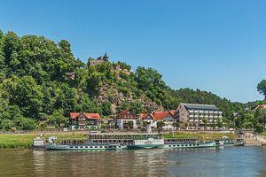 health resort Rathen, Saxony
