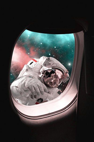 astronaut van Felix Brönnimann