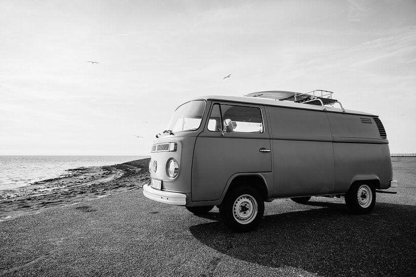 Volkswagen Surf Bus van Paul Jespers