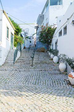 enge portugiesische Straßen. von Deborah Zannini