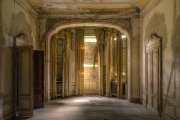 verlaten villa van Kristof Ven
