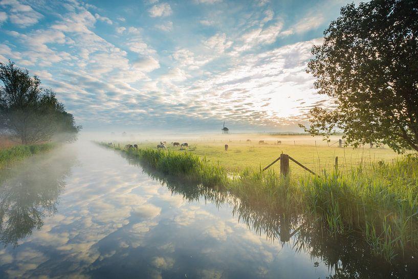 Beautiful morning again van Max ter Burg Fotografie