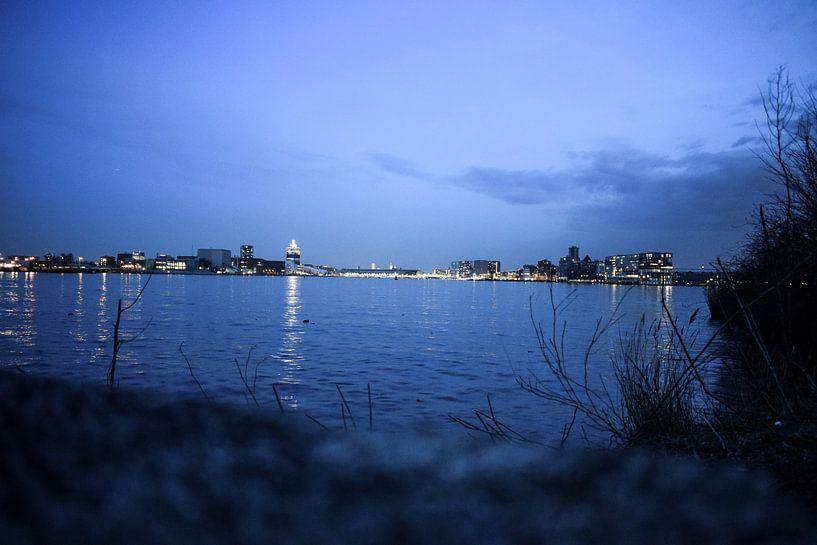 Amsterdam horizon von Yarik Flik