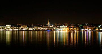 Split - Kroatië van Maurits Simons