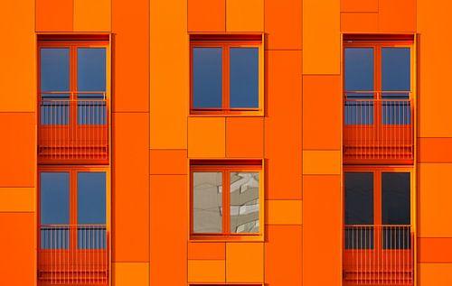 Afwijking in Oranje