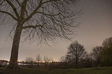 L'air de la nuit sur Matthias Broer