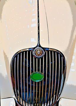 Jaguar XK 150 van Leopold Brix