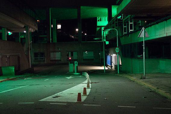 Arnhem - Groenlicht  van Maurice Weststrate