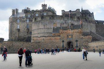 Kasteel Edinburgh  van Cilia Brandts