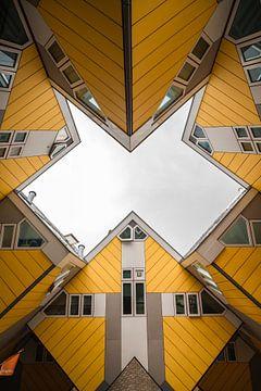 Würfelhäuser, Rotterdam von Lorena Cirstea