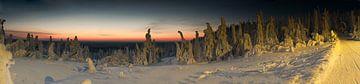 Iso Syöte - Finnland - Lappland von Erik van 't Hof