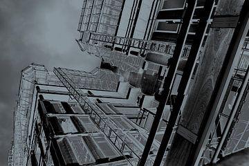 Stadhuis Almelo 3 von Freddy Hoevers