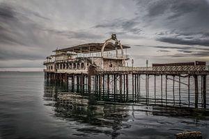 Verlassener Pier