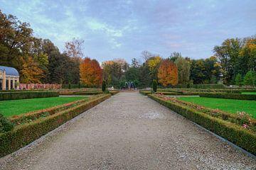 Franse tuin van Francois Debets