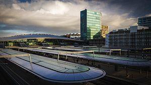 Station Utrecht Centraal van Peter Nederlof