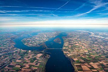 Les Pays-Bas d'en haut sur