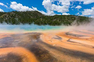 Yellowstone Geyser 003 von Jan Peter Mulder
