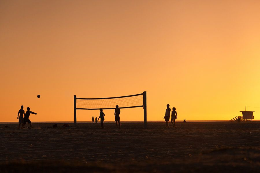 Venice Beach van Jan Schuler