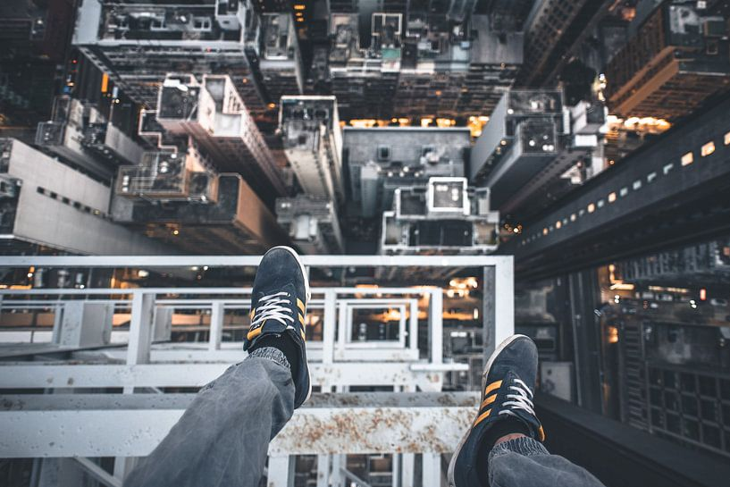 Dont look down von Flave_de