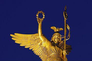 Le Goldelse sur la Siegessäule de Berlin