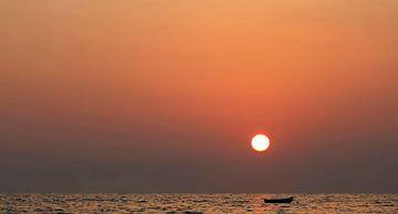 Serene rust aan de Amalfi-kust von Jack Tol