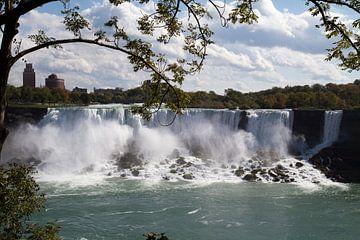 Niagara Falls - Canada sur Jolanda van Eek