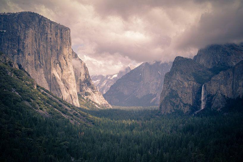 Yosemite Valley van Sander van Leeuwen