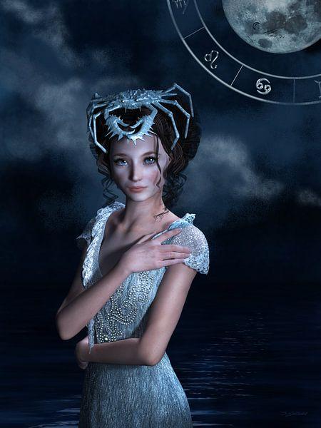 Krebs Fantasy von Britta Glodde