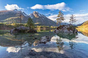 Lac en Haute-Bavière sur Achim Thomae