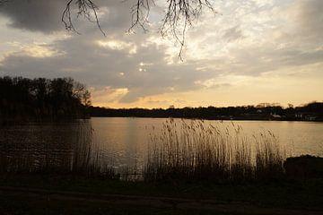 zonsondergang von G.m. Seuren
