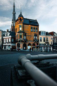 De Centraal Apotheek in Leeuwarden van Nando Foto