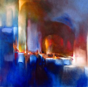 Twee werelden van Annette Schmucker