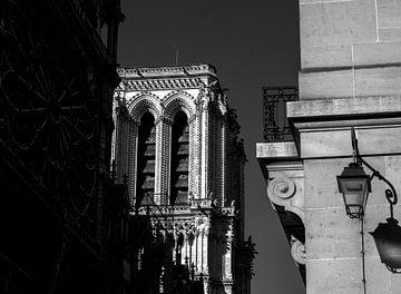 Paris, Notre Dame von Maurits van Hout