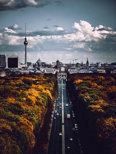 Berlin View van Iman Azizi