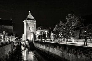 Geulpoort Valkenburg @ Nacht